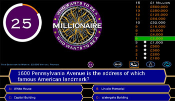 Who Wants To Be A Millionaire with Ask a Friend